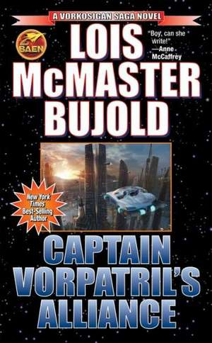 Captain Vorpatril's Alliance de Lois McMaster Bujold
