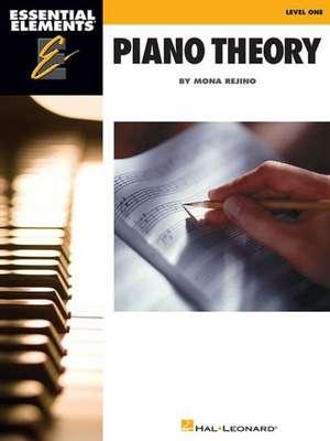 Piano Theory, Level 1 de Mona Rejino