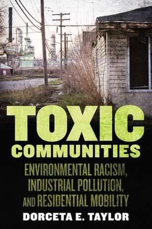 Toxic Communities imagine