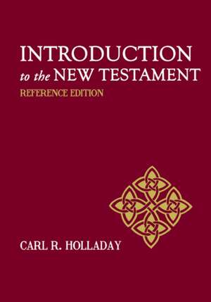 Introduction to the New Testament imagine