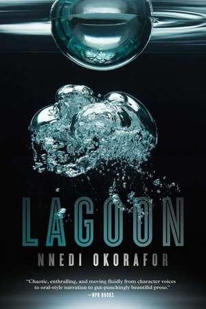 LAGOON de NNEDI OKORAFOR