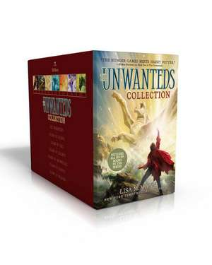 The Unwanteds Collection: The Unwanteds; Island of Silence; Island of Fire; Island of Legends; Island of Shipwrecks; Island of Graves; Island of