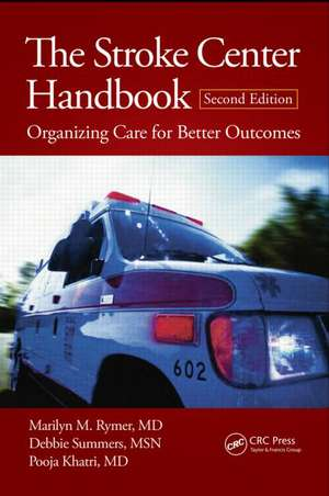 The Stroke Center Handbook