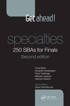 Get Ahead! Specialties
