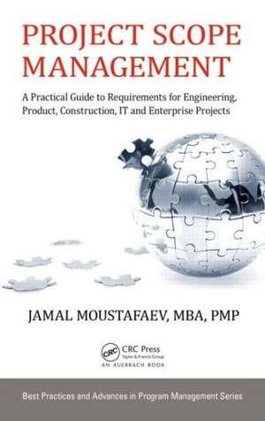 Project Scope Management de Jamal Moustafaev