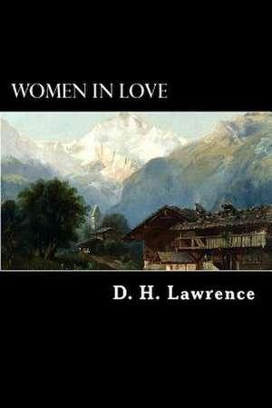 Women in Love de D. H. Lawrence