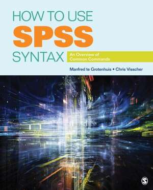 How to Use SPSS Syntax imagine