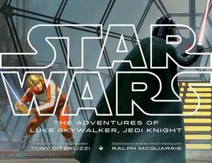 Star Wars The Adventures of Luke Skywalker, Jedi Knight