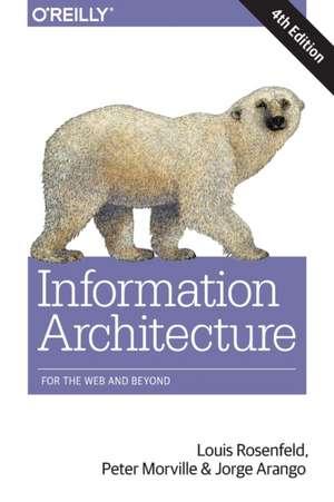 Information Architecture, 4e imagine