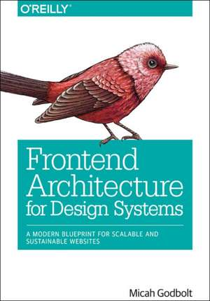 Frontend Architecture for Design Systems