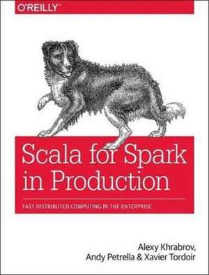 Scala for Spark in Production de Alexy Khabrov