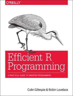 Efficient R Programming de Colin Gillespie