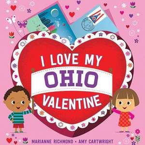 I Love My Ohio Valentine de Marianne Richmond