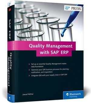 Quality Management with SAP de Jawad Akhtar