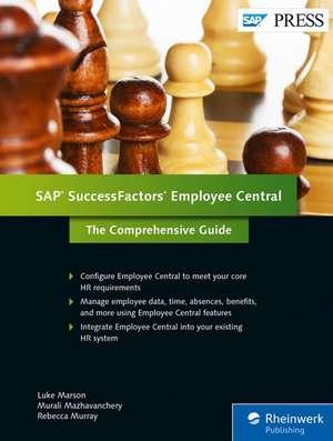 SAP SuccessFactors Employee Central de Luke Marson
