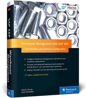 Warehouse Management with SAP ERP: Functionality and Technical Configuration imagine