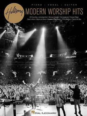 Hillsong Modern Worship Hits de Hal Leonard Publishing Corporation