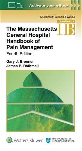 The Massachusetts General Hospital Handbook of Pain Management imagine