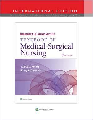 Brunner & Suddarth's Textbook of Medical-Surgical Nursing imagine