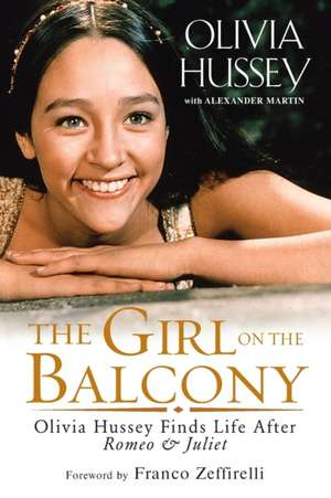 The Girl on the Balcony de Olivia Hussey