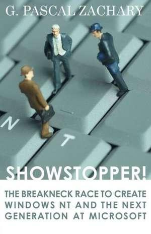 Showstopper! de G. Pascal Zachary