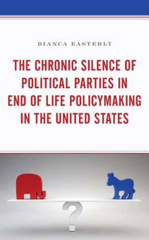 CHRONIC SILENCE OF POLITICAL PCB de Bianca Easterly