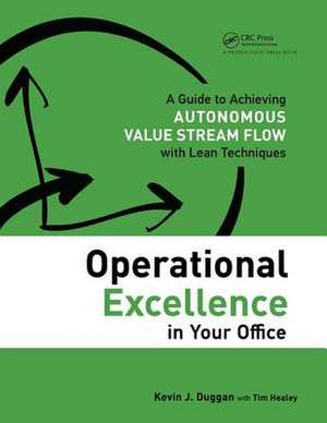 Duggan, K: Operational Excellence in Your Office imagine