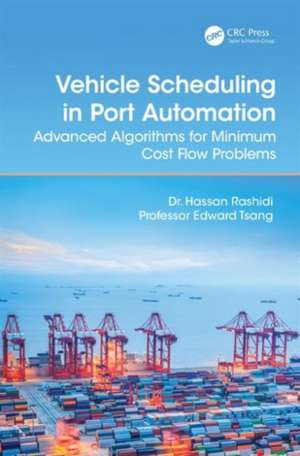 Vehicle Scheduling in Port Automation de Edward Tsang