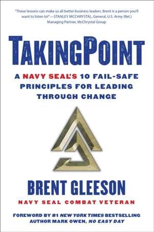 Takingpoint de Gleeson, Brent