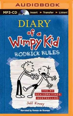Rodrick Rules de Jeff Kinney