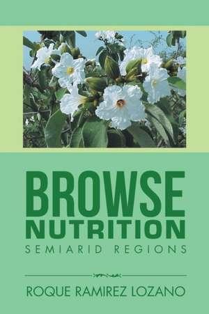 Browse Nutrition de Roque Ramirez Lozano