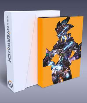 Art Of Overwatch, The: Limited Edition