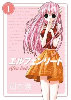 Elfen Lied Omnibus Volume 1 de Lynn Okamoto