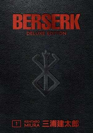 Berserk Deluxe Volume 1 de Kentaro Miura