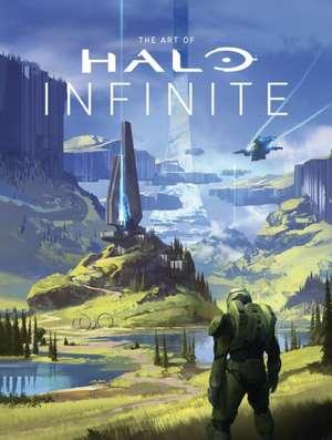 The Art Of Halo Infinite imagine