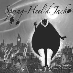 Spring-Heel'd Jack de E. J. Hagadorn