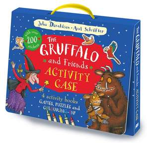 Gruffalo and Friends Activity Case