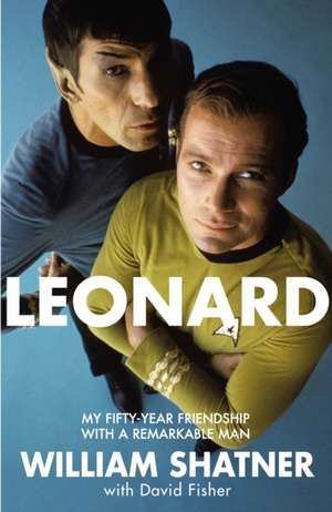 Leonard de William Shatner