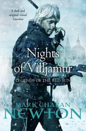 Nights of Villjamur de Mark Charan Newton
