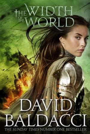 The Width of the World de David Baldacci