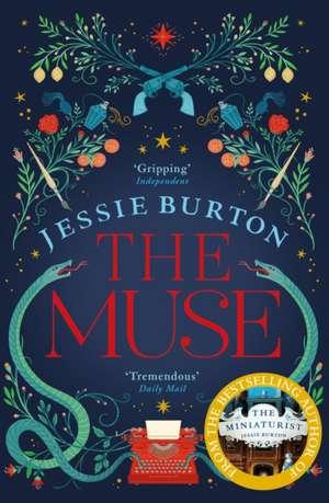 The Muse de Jessie Burton