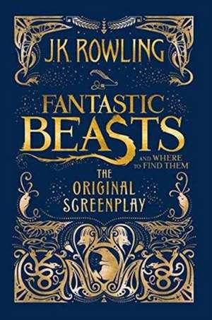 FANTASTIC BEAST & WHERE TO FIND THEM LP de J. K. Rowling