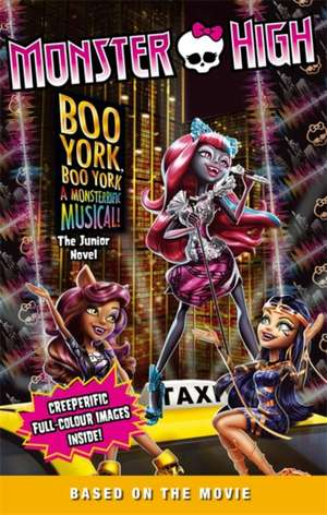 Boo York! Boo York! de Perdita Finn