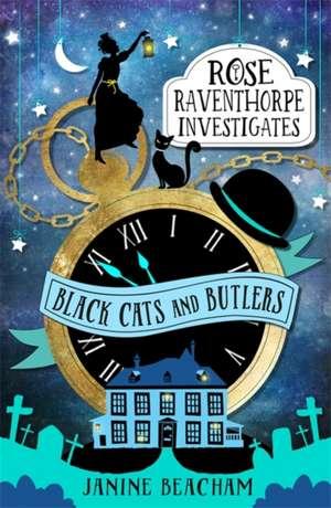 Black Cats and Butlers de Janine Beacham