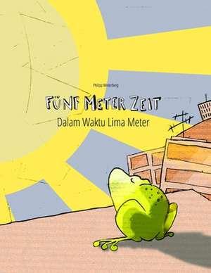 Funf Meter Zeit/Dalam Waktu Lima Meter de Philipp Winterberg