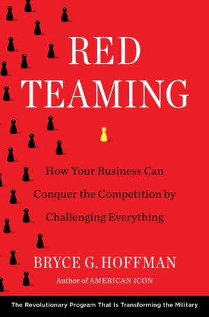 Red Teaming : How Your Business Can Conquer the Competition