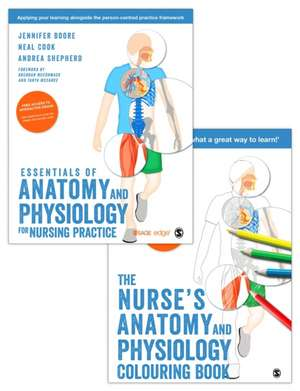 Bundle: Essentials of Anatomy and Physiology for Nursing Practice + The Nurse's Anatomy and Physiology Colouring Book