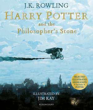 Harry Potter and the Philosopher's Stone: Illustrated Edition de J. K. Rowling