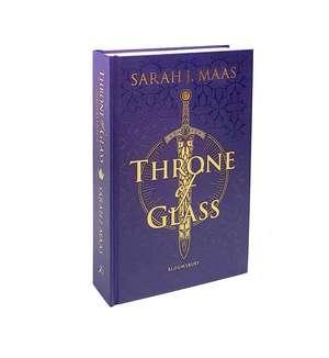 Throne of Glass (Collector's Edition) de Sarah J. Maas