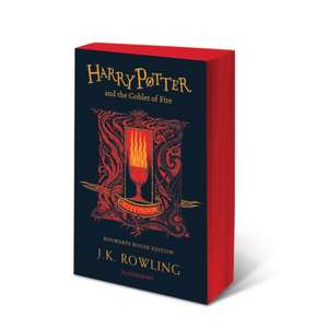 Harry Potter and the Goblet of Fire – Gryffindor Edition de J. K. Rowling
